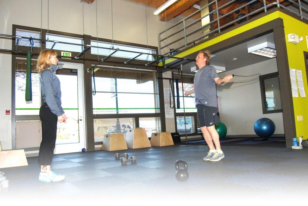 Bellingham Personal Trainer and Gym